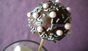 Cake pops au Nutella
