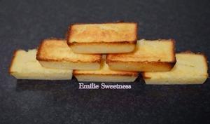mini-cakes au citron