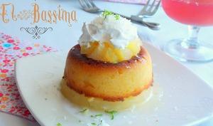 dessert egyptien a la noix de coco : Bassima