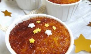 Petits muffins à la polenta
