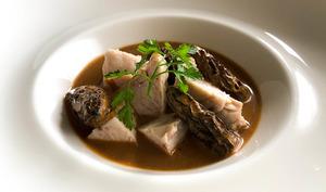 Des ris de veau pour un menu gastronomique