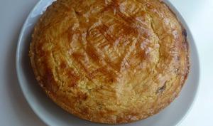 Gâteau breton fourré au Nutella