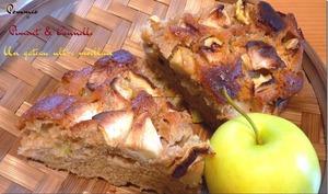 Gâteau épicé aux pommes