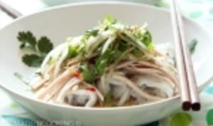 Banh cuon, raviolis vietnamien
