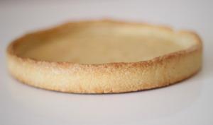 Pâte sablée pour tarte sucrée