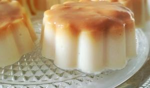 Flamby au caramel au beurre salé