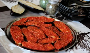Aubergines à l'Arménienne