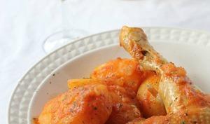 Cuisses de poulet au Floc de Gascogne