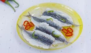 Sardines marinés