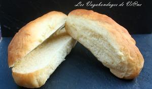 Petits pains pour hot-dog