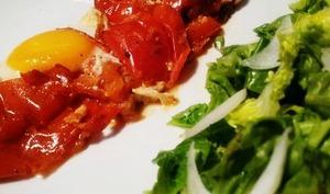 Les tomates à la provençale