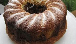Gâteau marbré autrichien