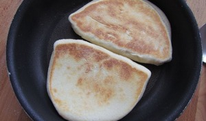 """Le pain """"Naan"""""""