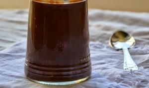 Crème Menthe-Chocolat un peu comme des After Eight