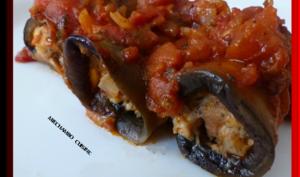 Bourekakia d'aubergines