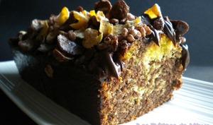 Cake marbré crousti-moelleux