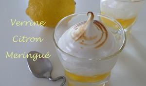 Verrine Citron Maringué