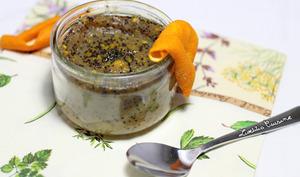 Petits puddings agrumes et pavot