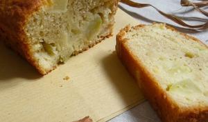 Cake Normand aux pommes Granny, Calvados et cannelle