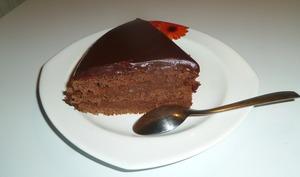 Gâteau très chocolat à la fève de tonka