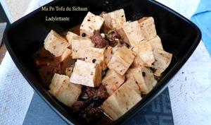 Ma Po Tofu du Sichuan