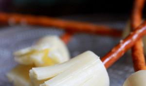 Balais de sorcières au fromage et bretzel