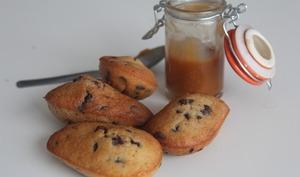 Madeleines Chocolat et Caramel au Beurre Salé
