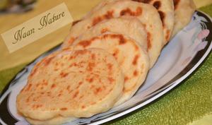 naan Pain indien + Cheese Naan