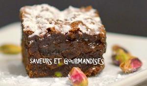Brownie nutella spéculoos