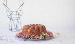 Cake moelleux au sirop d'érable