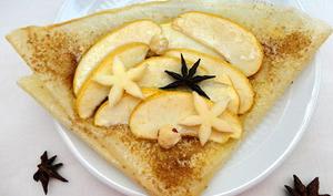 tartelettes express aux pommes