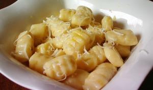 Gnocchis de pommes de terre maison