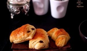 Croissants et Pains au chocolat de Christophe Felder
