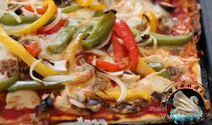 Pizza Louisiane