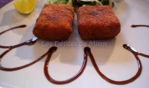 Croquettes au fromage