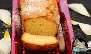 Gâteau de Madère au citron