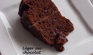 Léger au chocolat