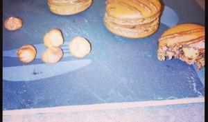 macaron façon ferrero