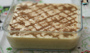 Riz au lait façon portugaise «Arroz doce»