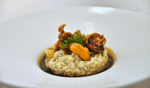 Risotto aux Moules mode campagne hervienne