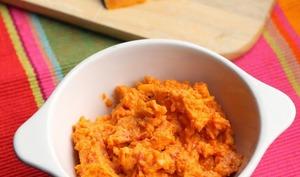 Pimento cheese à la mimolette