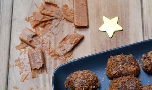 Bonbons croustillants au chocolat