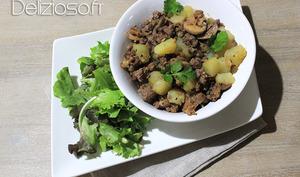 Boeuf aux épices - 380 kcal