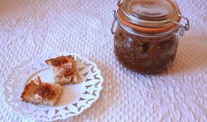Chutney aux oignons confits et aux figues