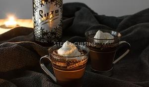 Chocolat chaud à la Suze