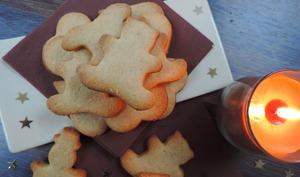 Petits Sablés de Noël aux Epices