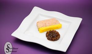Foie gras en terrine
