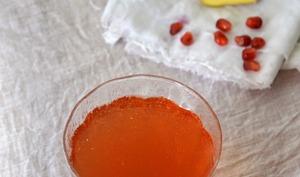Thé vert à la Grenade et au Gingembre