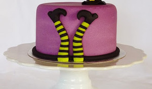 "Gâteau des rois ""torta befana"""
