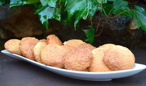 Macarons de Provence au Miel